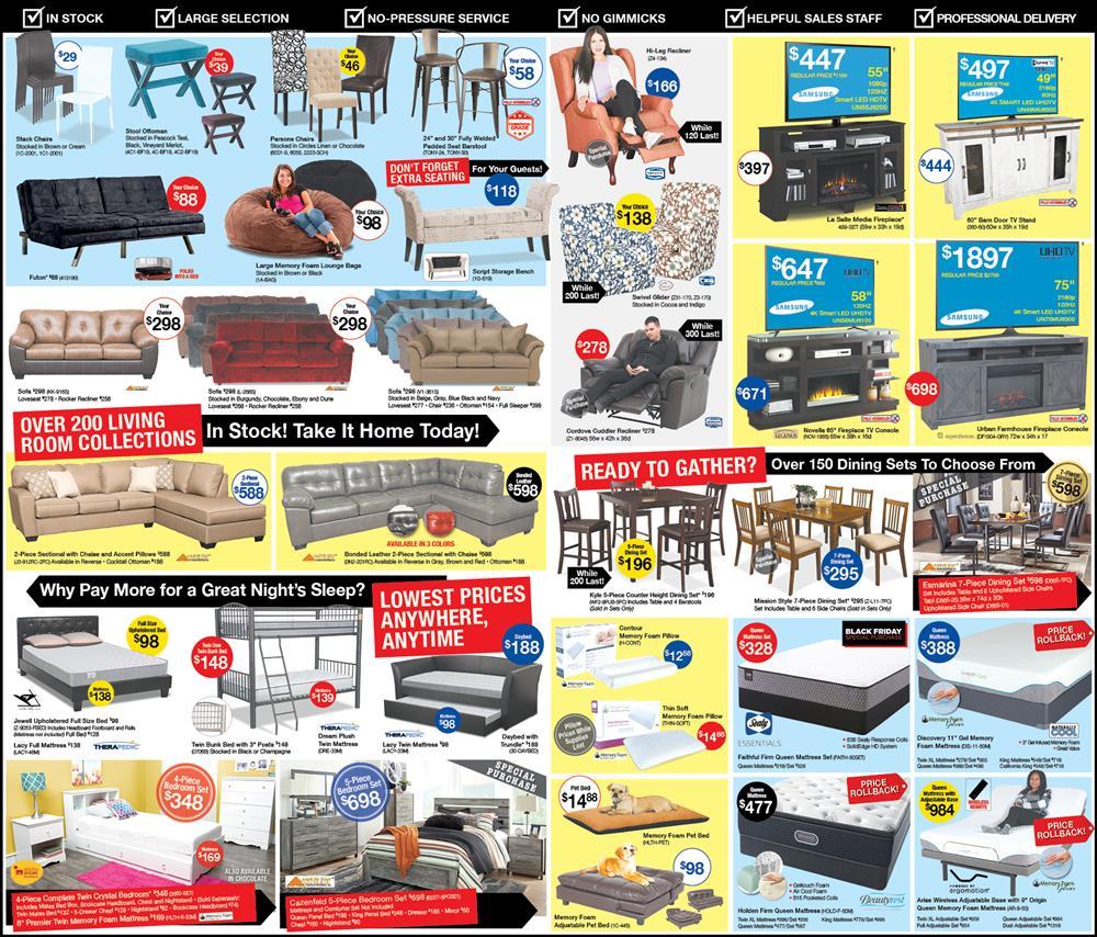 American Furniture Warehouse Mail