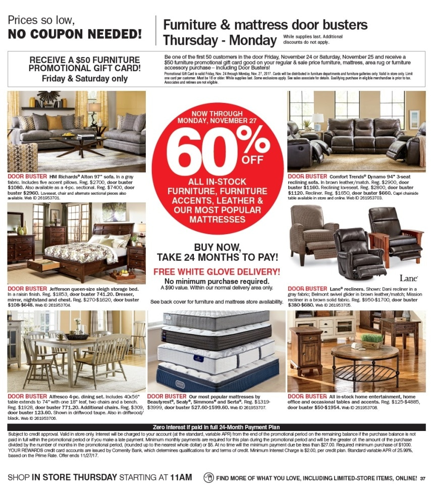 Younkers Black Friday Ad 2017 on