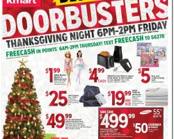 Kmart 2017 Black Friday