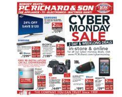 PC Richard & Son Cyber Deals