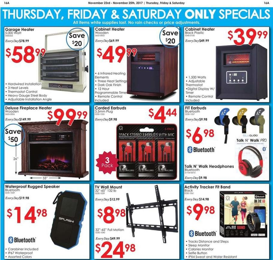 Rural King Black Friday Ad 2017