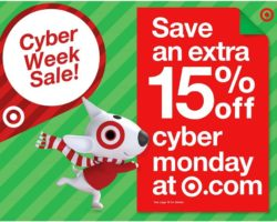 Target Cyber Monday 2017 Ad
