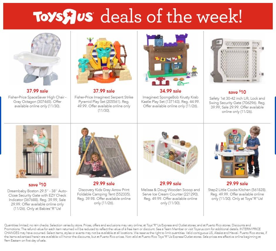 Cyber monday toy deals uk