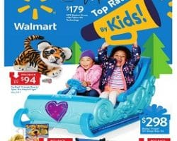 Walmart Toy Catalog 2017