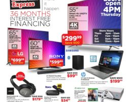 Electronic Express Black Friday