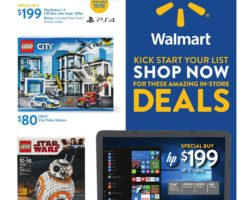 Walmart Pre-Black Friday Ad 2017