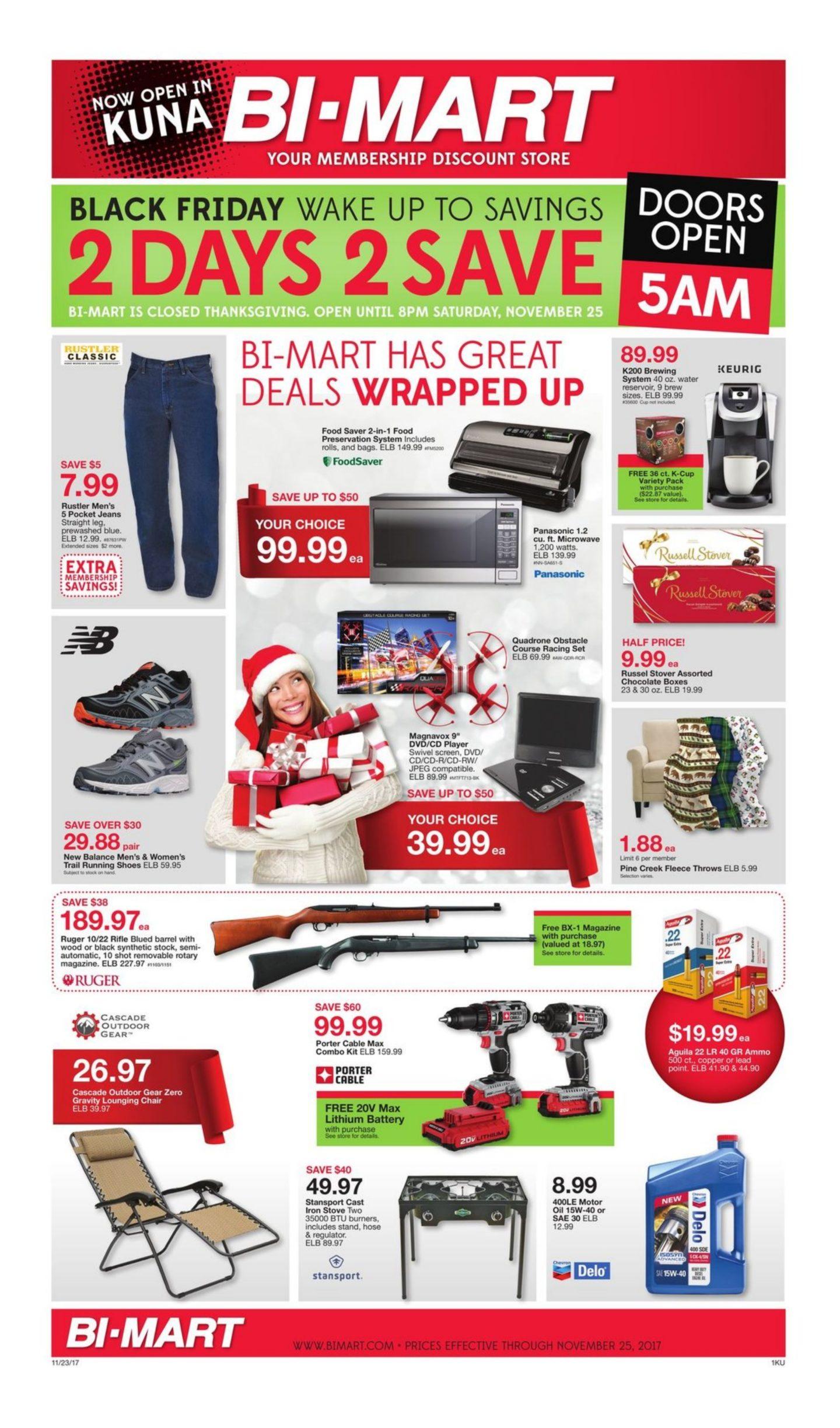 fdac0c4bb Bi-Mart Black Friday Ad 2017