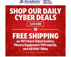 Academy Sports Cyber Monday