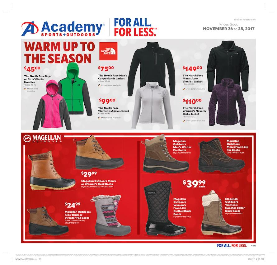 Academy sports cyber monday 2017 ad for Academy sports fish finders