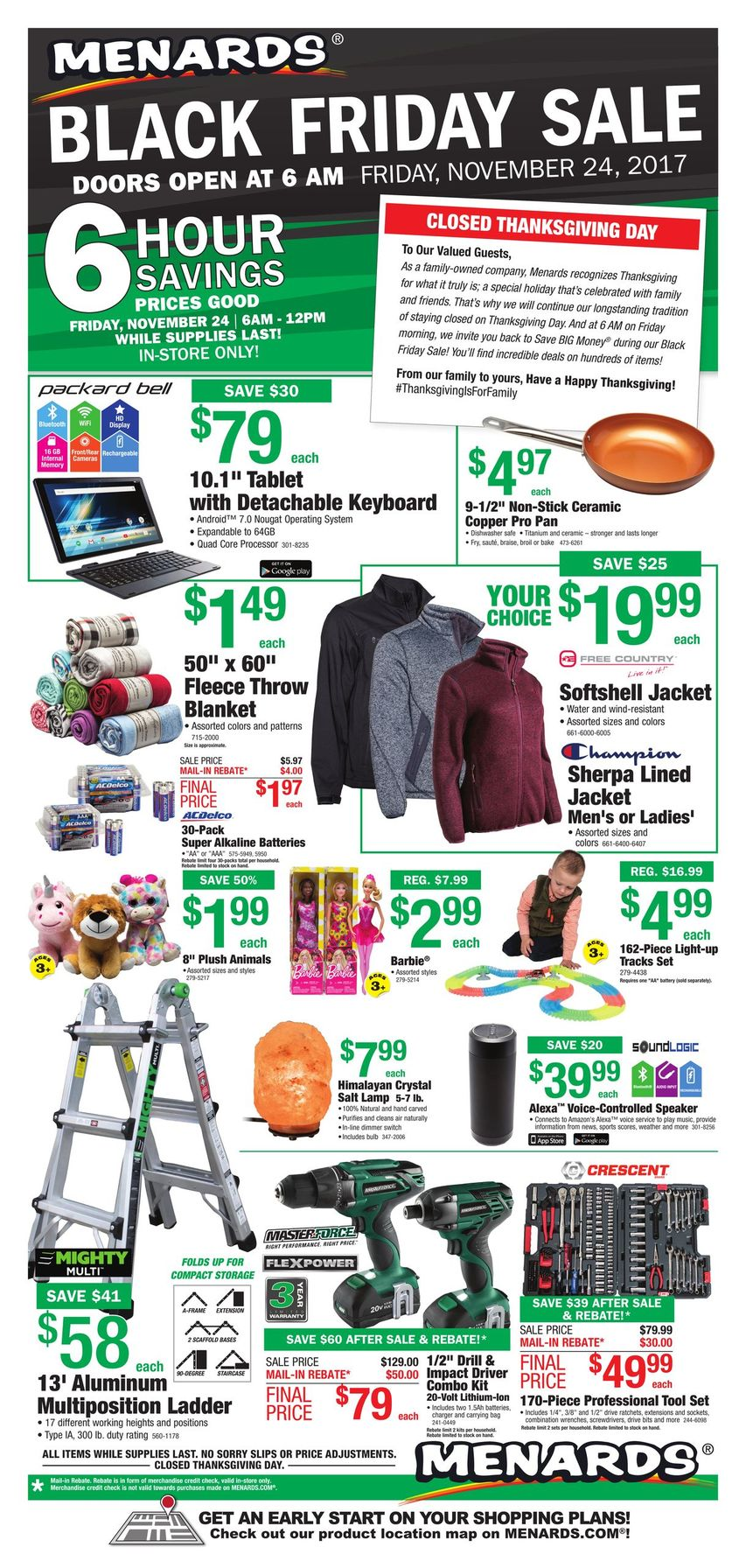Uncategorized Black Friday Ad Menards menards black friday ad 2017