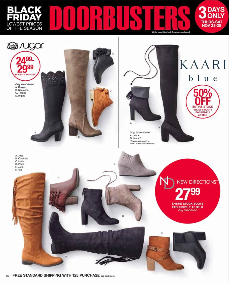Belk Black Friday Ad 2017