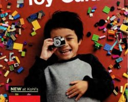 Kohl's Toy Book 2018