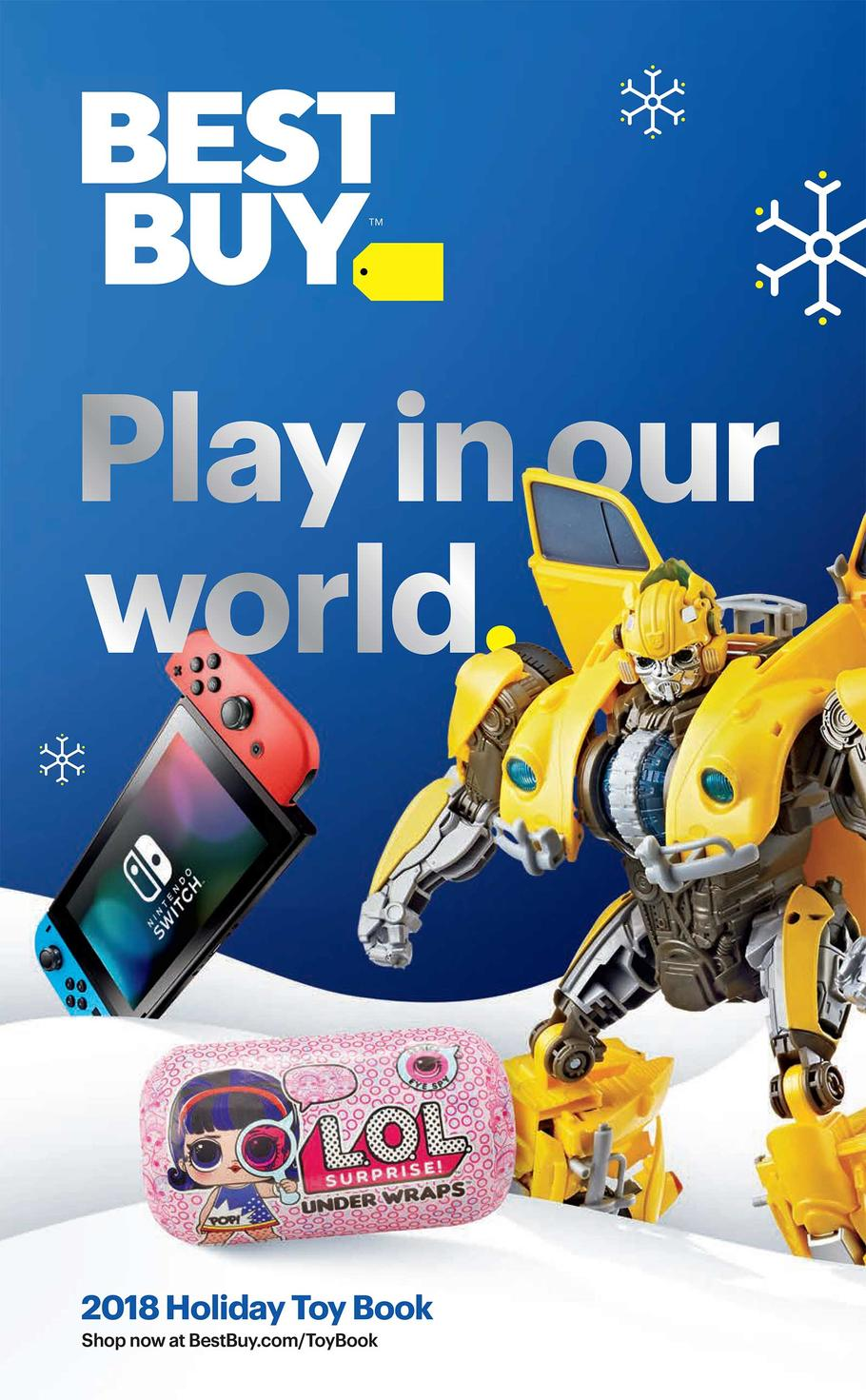 Best Buy Holiday Catalog