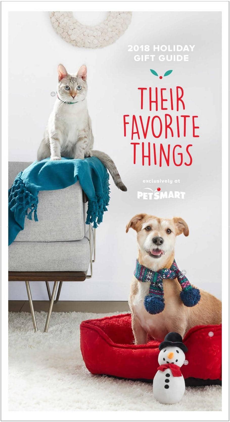 Petsmart Holiday Book