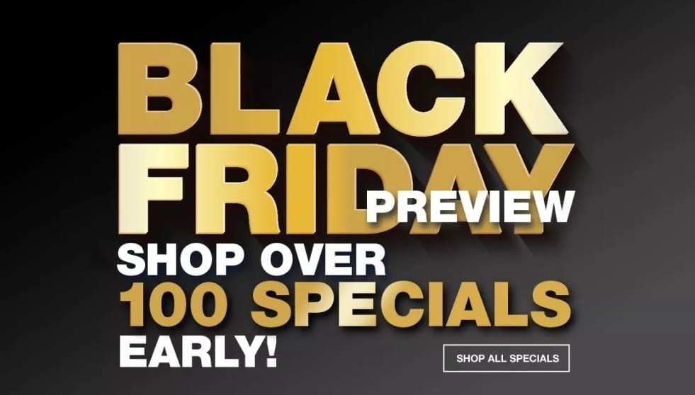 Macy's Black Friday Preview