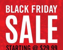 Journeys Black Friday ad