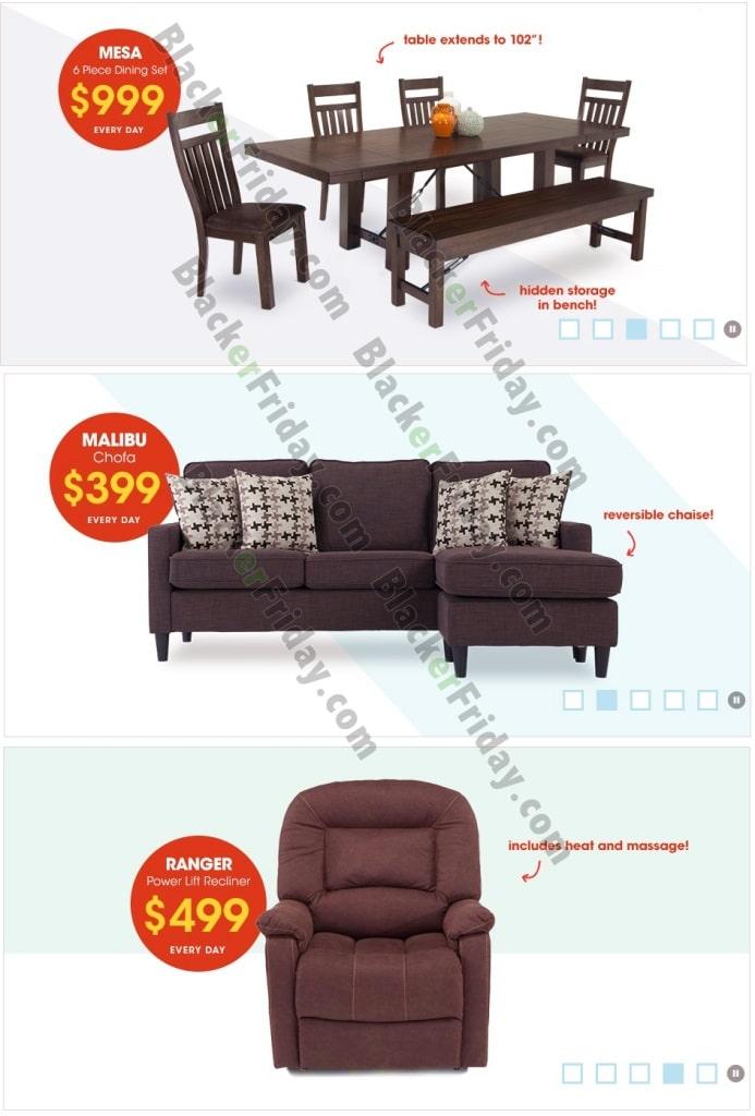 Sensational Bobs Discount Furniture Black Friday Ad 2017 Camellatalisay Diy Chair Ideas Camellatalisaycom
