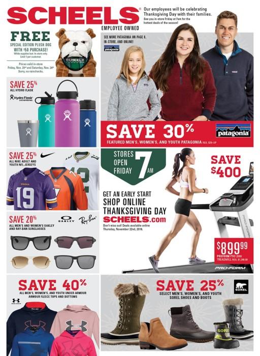2de169c520223 Scheels Black Friday 2018 Ad Sale