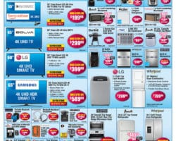BrandsMart Black Friday Sale Ad 2019