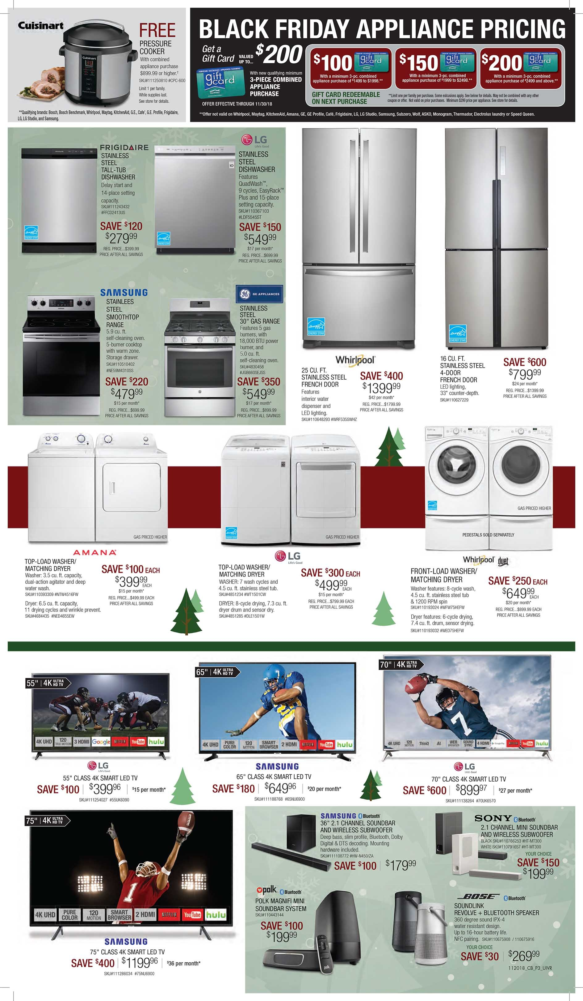 Rc Willey Black Friday Ad 2018