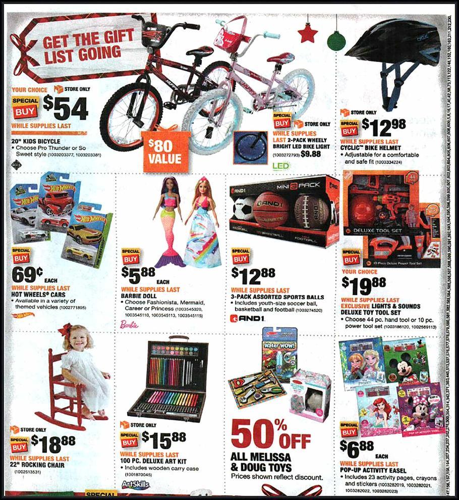 Home Depot Black Friday Ad 2018