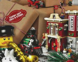 Lego Christmas Catalog