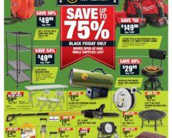 Northern Tool Black Friday Ad 2018