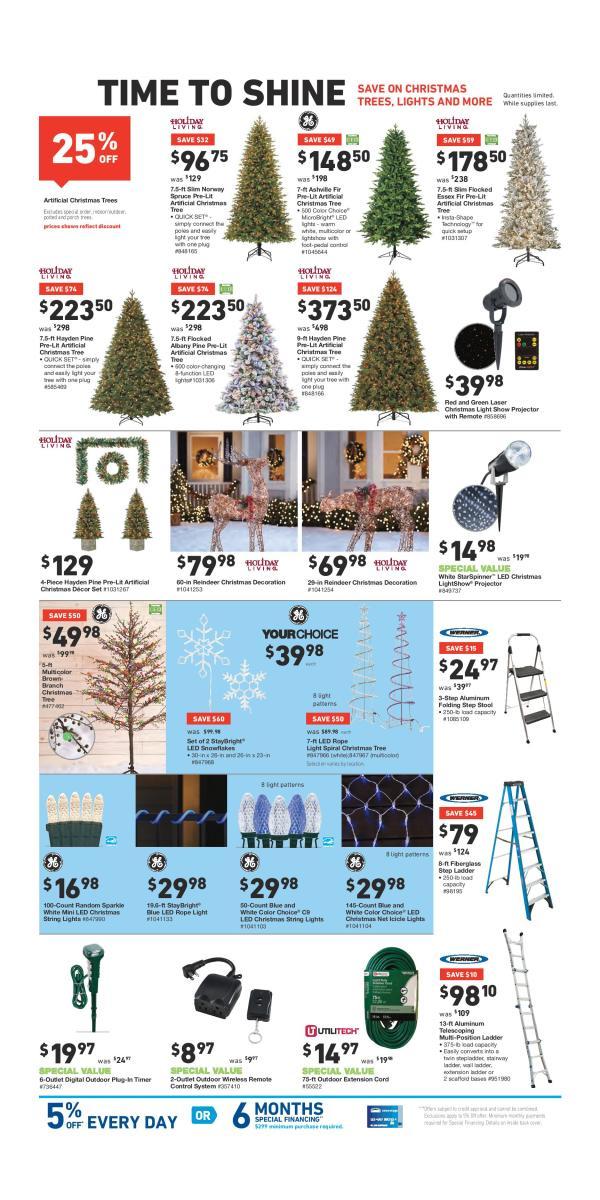 lowe 39 s pre black friday ad 2018. Black Bedroom Furniture Sets. Home Design Ideas
