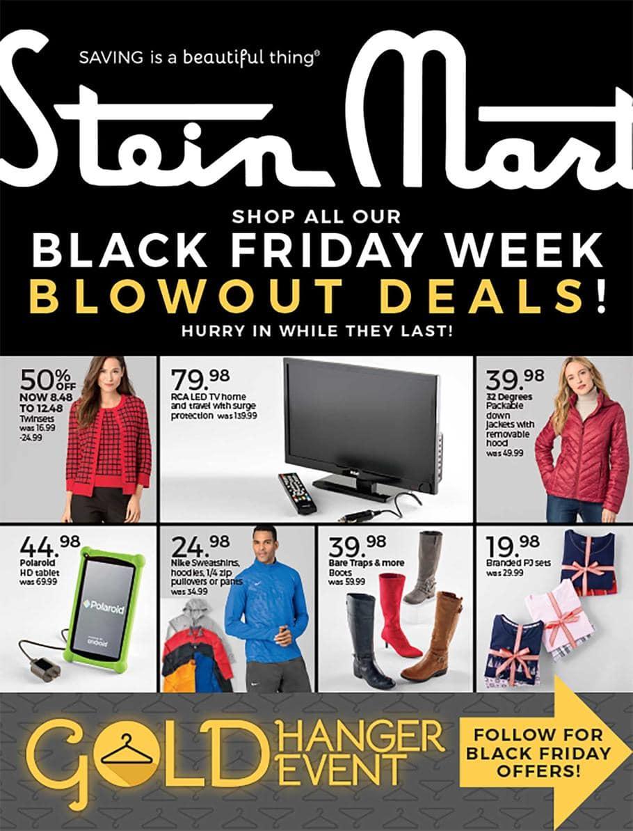 Stein Mart Black Friday