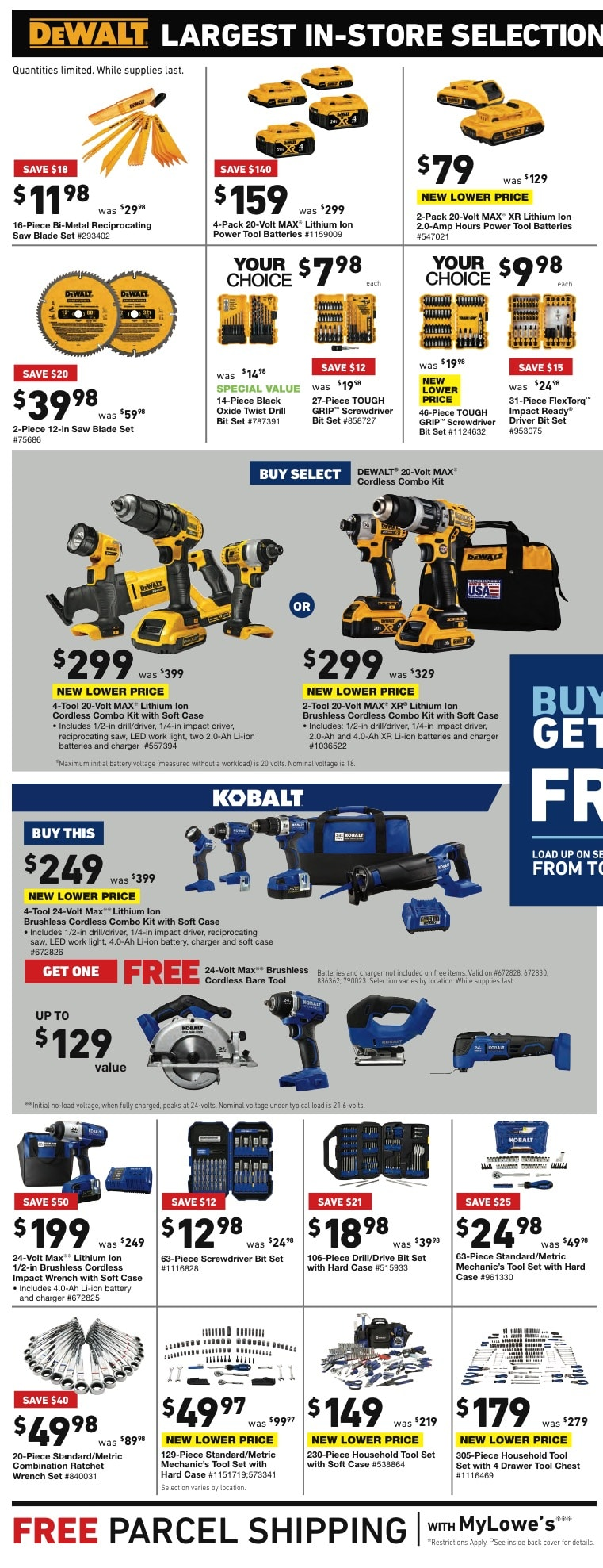 Lowe S Cyber Monday Ad 2018