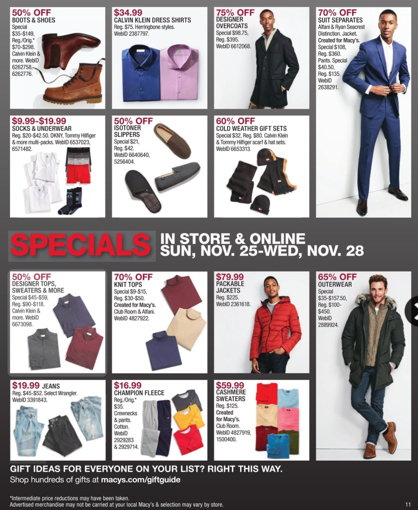 da54707704 Macy s Cyber Monday Ad 2018