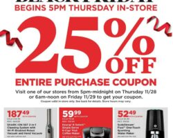 Bed Bath and Beyond Black Friday 2019