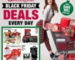 Burlington Coat Factory Black Friday Ad Sale 2019
