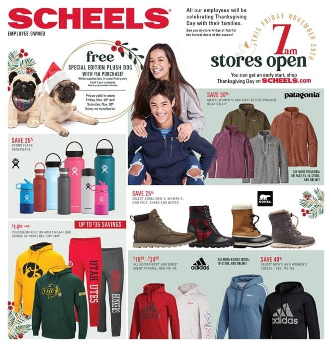 Scheels Black Friday 2019 Ad And Deals