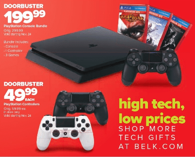 Playstation 4 Ps4 Black Friday 2020 Deals Get A Console From 139 99