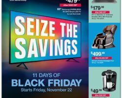 BJ's Black Friday Ad Sale 2019