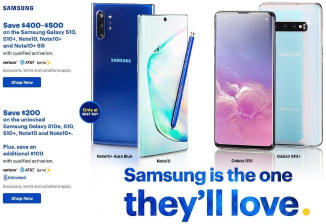 Samsung Galaxy S12 S12 Black Friday 2020 Deals