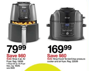 ninja air fryer costco price