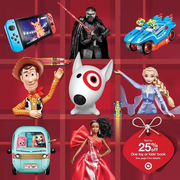 Target Holiday Kids' Catalog 2019