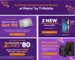 Metro By T Mobile Black Friday 2020