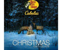 Bass Pro Shops Christmas Gift Guide 2019