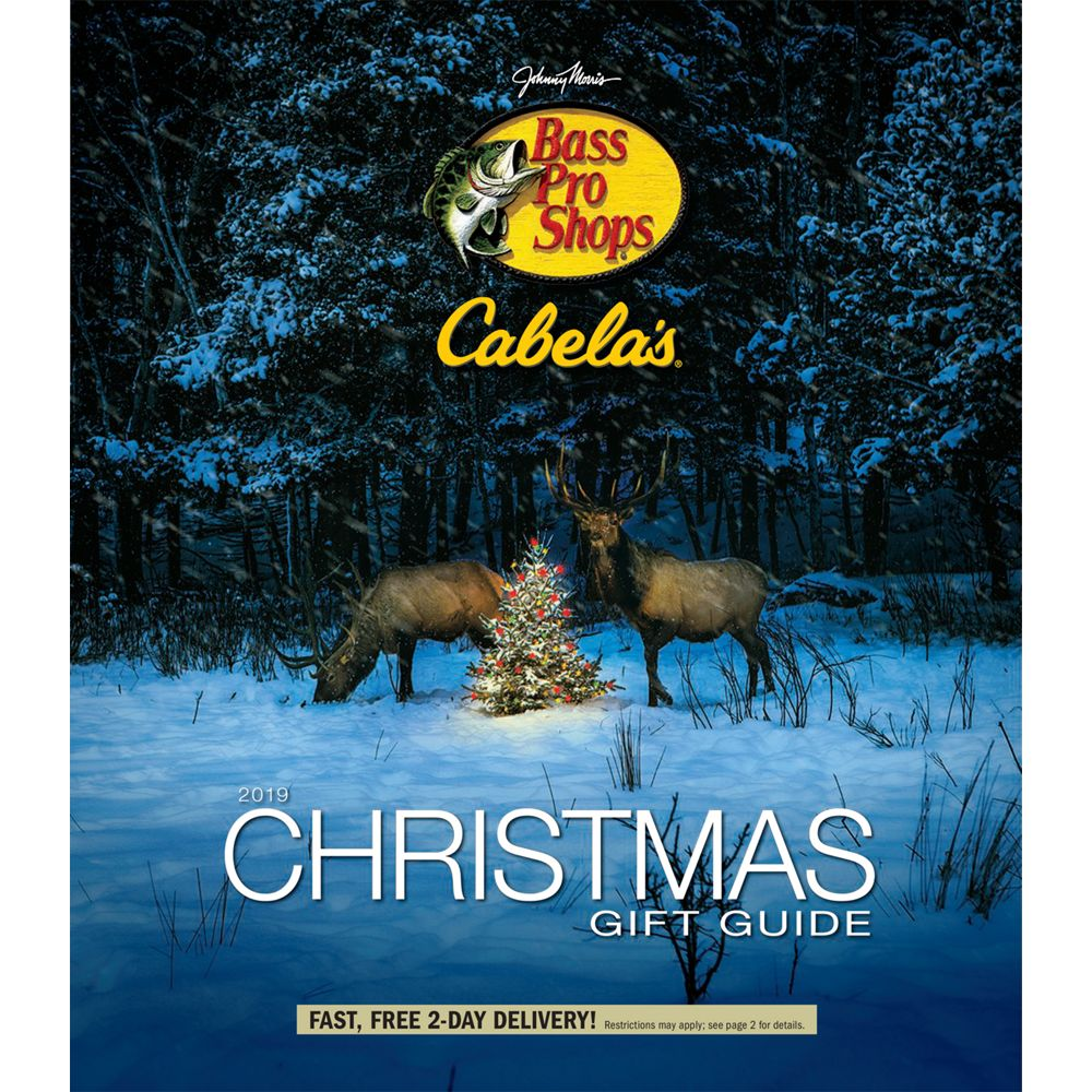 Bass Pro Shops Christmas Gift Guide 2019