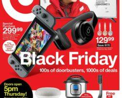 Target Black Friday 2019 Ad