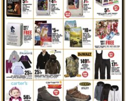 Blain's Farm & Fleet Black Friday Sales Ad 2019