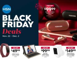 HSN Black Friday Deals 2019