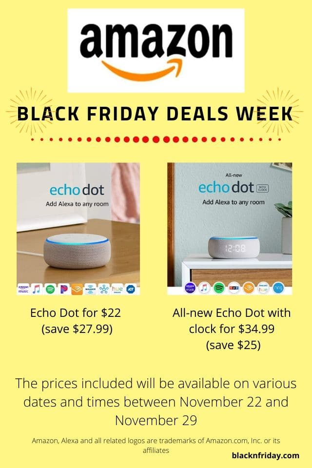 Amazon Black Friday Ad 2019