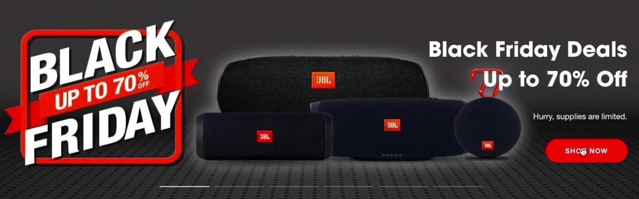 Jbl Black Friday 2020 Deals Sales Speakers Headphones
