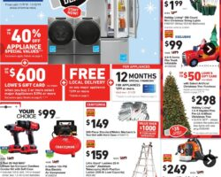 Lowe's Pre-Black Friday Ad 2019