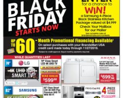 BrandSmart USA Pre- Black Friday Ad 2019