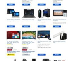 Best Buy Cyber Monday Sals Ad 2019